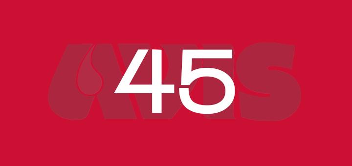 AVIS 45
